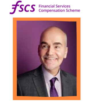 Maddy Meets David Blackburn, Chief People Officer from the Financial Services Compensation Scheme